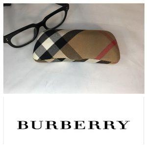 Burberry Eyeglass Case